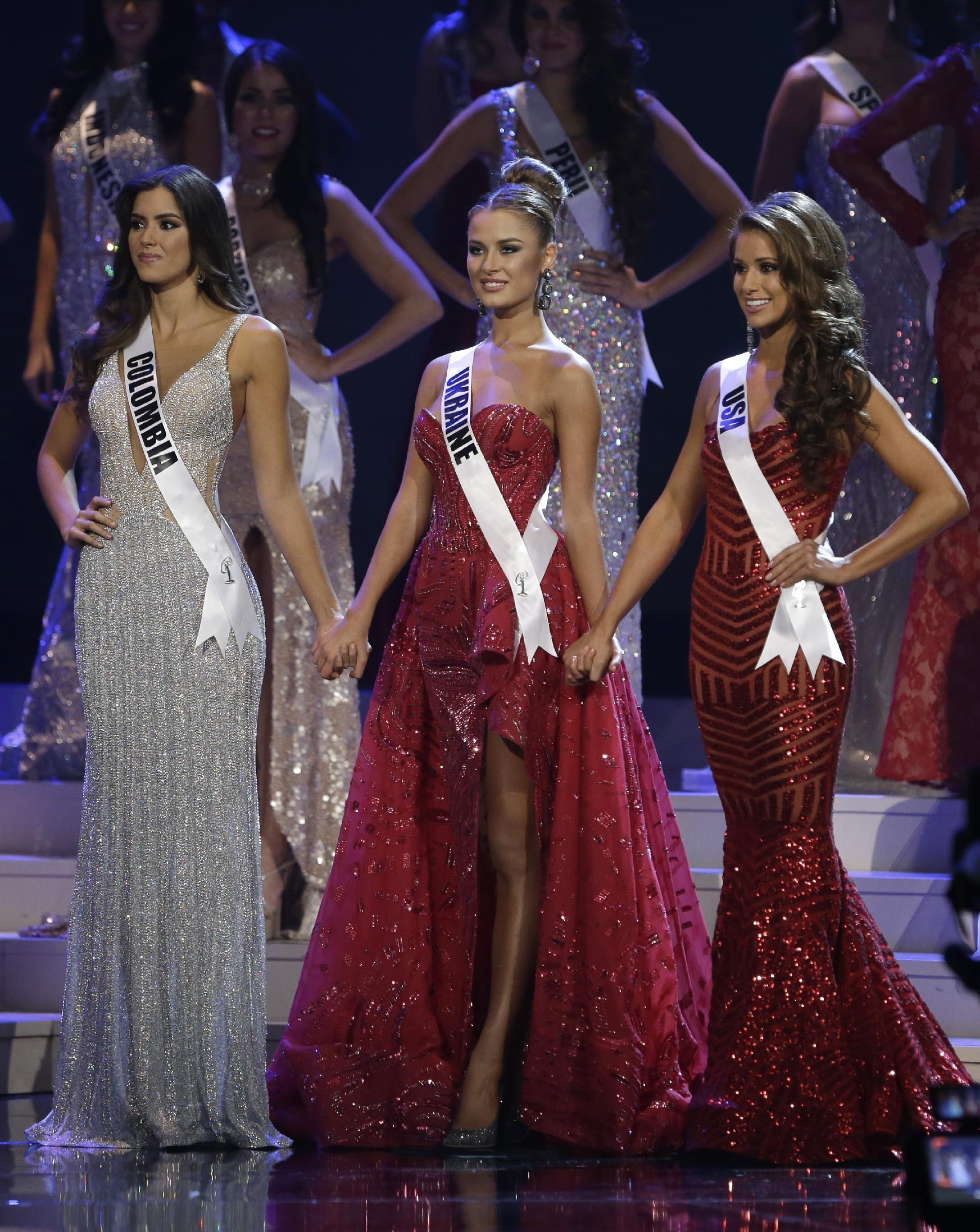 Miss Colombia crowned Miss Universe in Miami