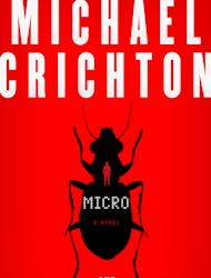 "In this book cover image released by Harper, ""Micro,"" by Michael Crichton and Richard Preston, is shown. (AP Photo/Harper)"