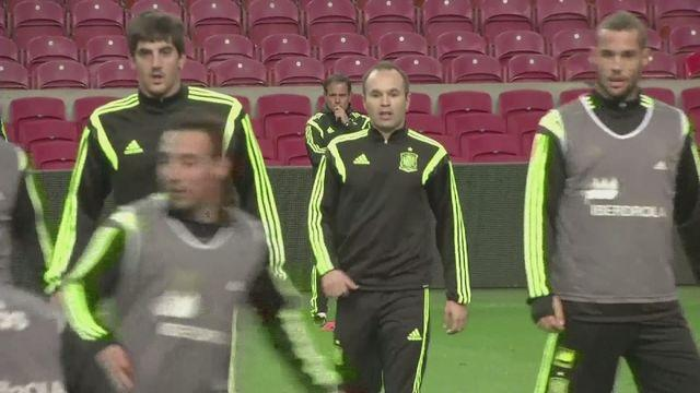 Del Bosque: 'We're doing well'