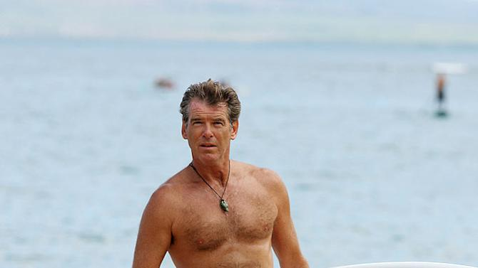 Brosnan Pierce Hawaii