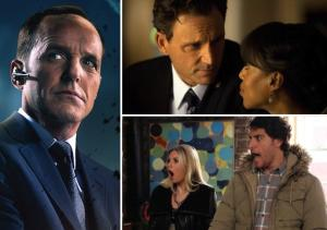 ABC Boss Weighs In on Happy Endings' Future, Joss Whedon's S.H.I.E.L.D., Scandal and More