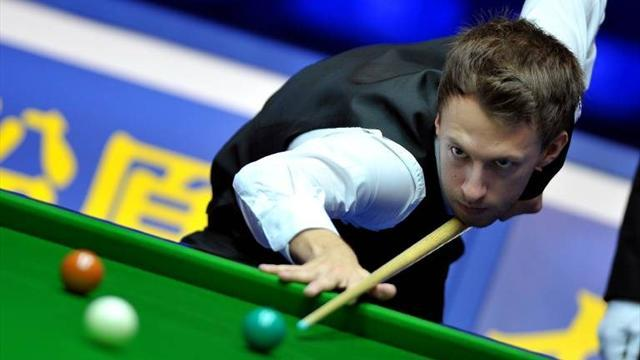 Snooker - Trump's misery continues as Fu shows class upon return to Masters