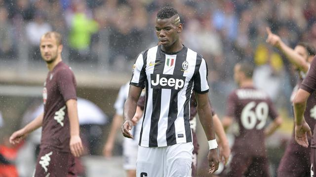 Serie A - Tribunal finds no proof Juve's Pogba racially insulted