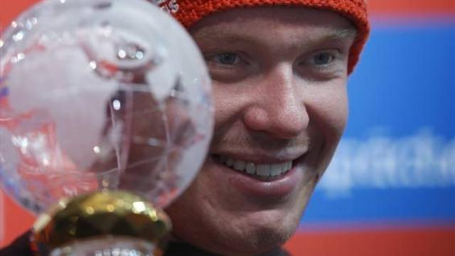 Luge - Loch defends World Cup title as Langenhan claims Sochi win