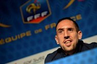 Ribery: I deserve to win Ballon d'Or