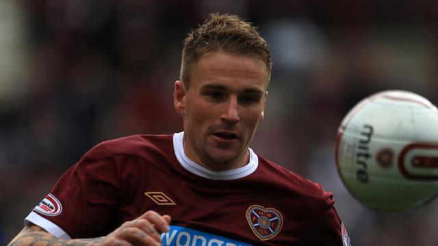 Scottish Premiership - Stevenson returns for Hearts