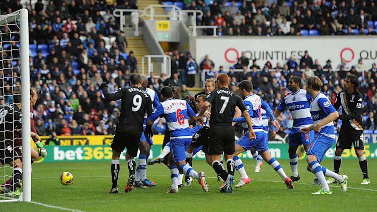 Hal Robson-Kanu grabbed a late equaliser for Reading