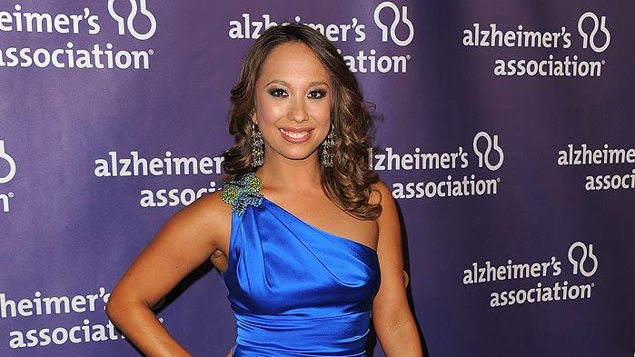 Cheryl Burke Night At Sardis