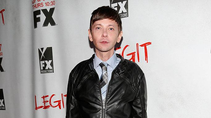 "Screening Of FX's New Comedy Series ""Legit"" - Red Carpet: DJ Qualls"