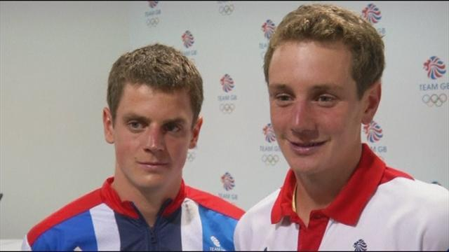 Triathlon - Brownlee confident of following brother with win in San Diego