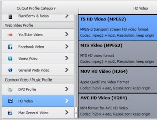 WinX HD Video Converter Deluxe Review: Multi functional HD Video Converter   image hd video2