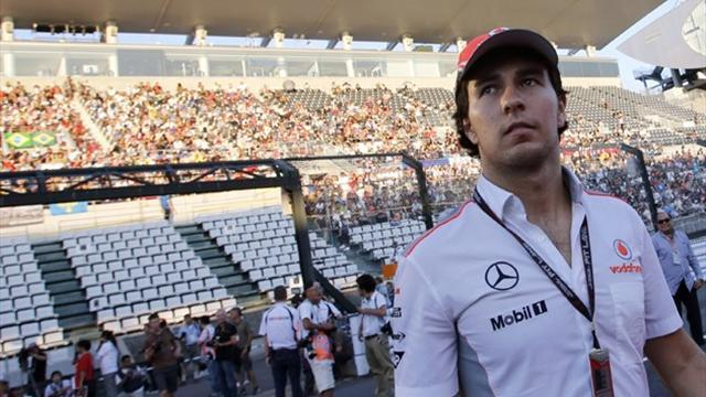 Formula 1 - Perez signs with Force India for 2014 season