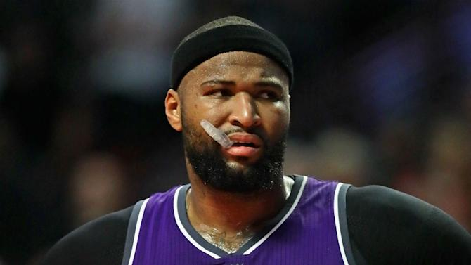 DeMarcus Cousins reportedly set for Pelicans switch
