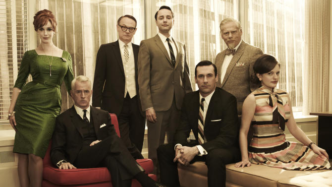 """AMC's """"Mad Men"""" makes its long-awaited return March 25, but we couldn't wait that long to get a look at our old friends at Sterling Cooper Draper Pryce. Click through to see all-new pics of the """"Mad Men"""" cast."""