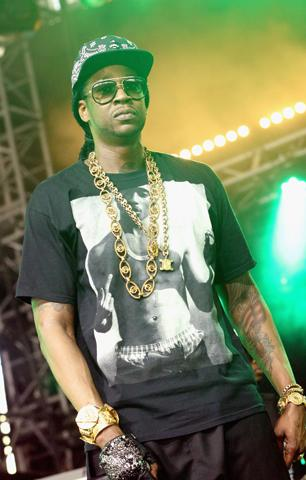 2 Chainz Robbed at Gunpoint