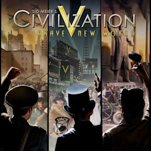 Sid Meier Civilization Brave New World | Cover Art
