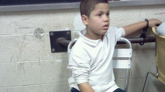 7-Year-Old Handcuffed Over $5, Says Suit
