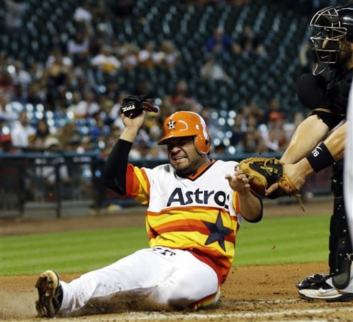 Pirates snap 5-game skid with 8-1 win over Astros