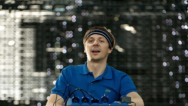 Martin Solveig Braces for Stardom With U.S. Release of 'Smash'
