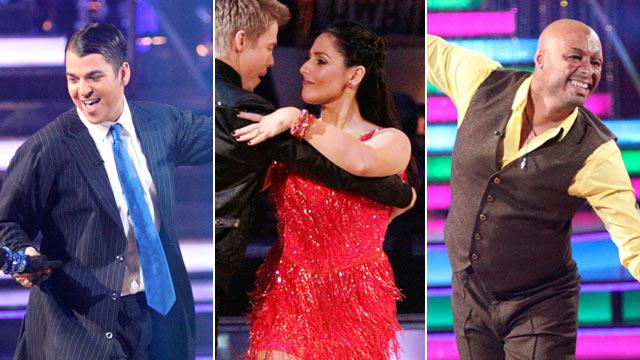 J.R. Martinez Wins 'Dancing With the Stars' Season 13