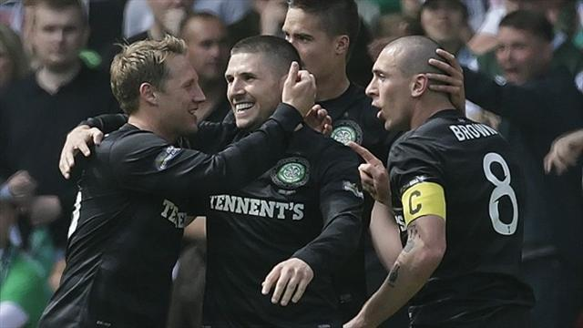 Football - Cup win is Hooper's highlight