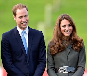 Kate Middleton Is Pregnant!