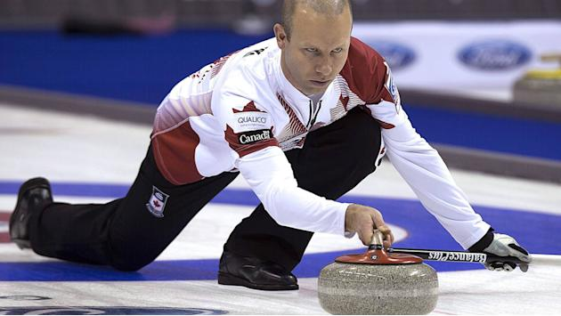 Canada aims for podium at men's curling world championship