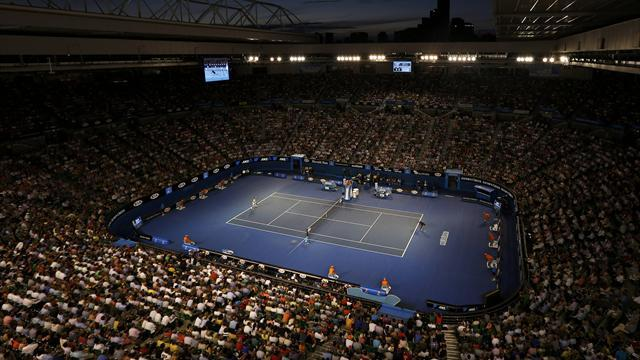 Tennis - Australian Open order of play on Sunday