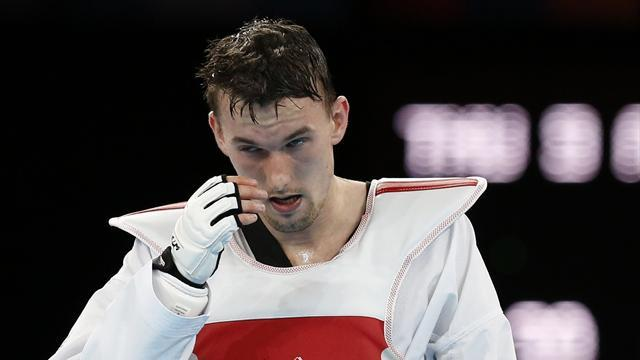 Taekwondo - Stamper devastated after first round loss