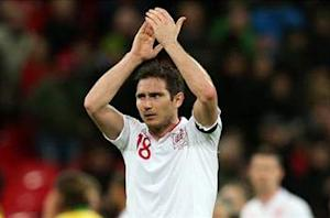 Lampard: MLS move would not end my England career