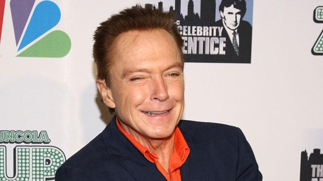 David Cassidy to Remain in Rehab