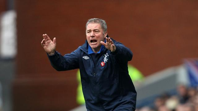 Football - McCoist not expecting apology