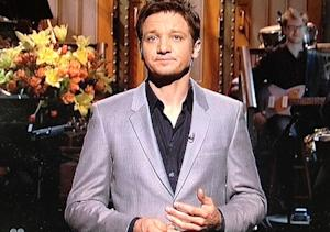 Jeremy Renner Hosts Saturday Night Live: Watch Video of the Best and Worst Sketches!