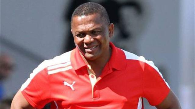 African Football - Namibia coach resigns after World Cup qualifying loss