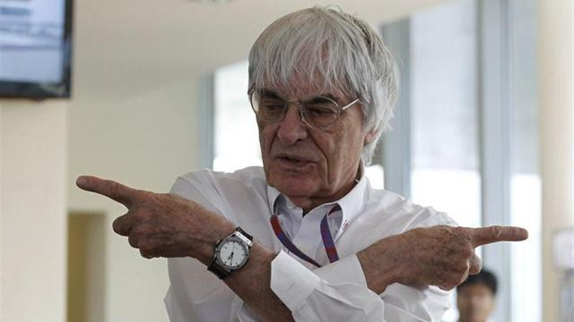 Formula 1 - CVC would fire F1 boss Ecclestone if found guilty
