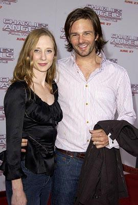 Premiere: Anne Heche and hubby Coleman at the LA premiere of Columbia's Charlie's Angels: Full Throttle - 6/18/2003