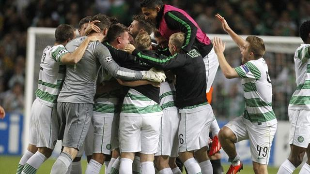 Scottish Football - Celtic to host Morton in League Cup