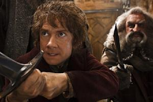'Hobbit' Holds Off 'Frozen' as Nail-Biter Caps Record 2013 at Box Office