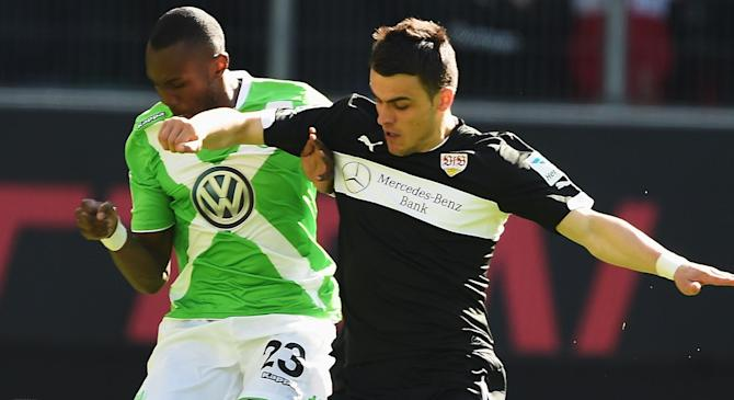 Video: Wolfsburg vs Stuttgart