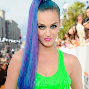 Katy Perry's Ever-Changing Hair