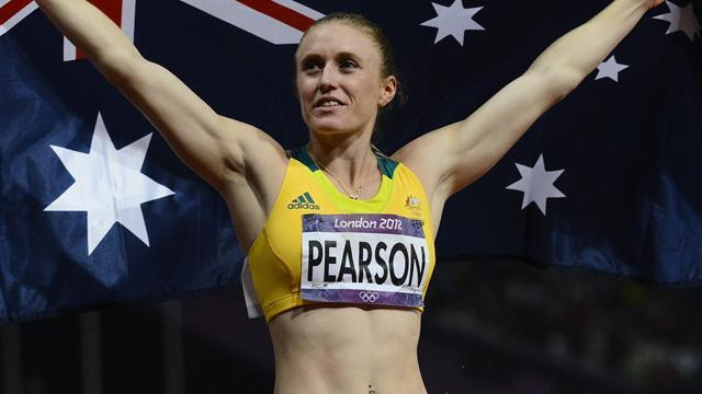 Athletics - Olympic hurdles champion Pearson splits with coach