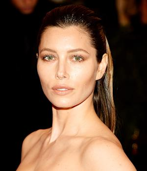Jessica Biel Wears Fake Septum Nose Ring at Met Gala
