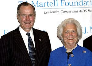 Barbara Bush Hospitalized In Texas For Early Signs Of Pneumonia
