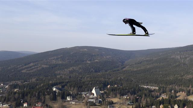 Ski Jumping - Strong winds hand Freund ski flying world title