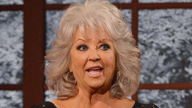 Paula Deen Sobs Over 'Horrible Lies'