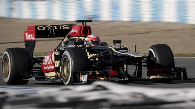 Formula 1 - Lotus sure it has all it takes to win