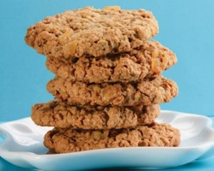 Oatmeal Cooke Recipes: Ginger Oatmeal Cookies