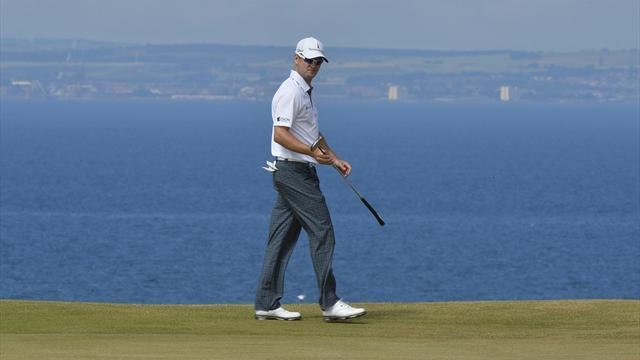 Golf - Johnson happy to be back on Tour after best man duties