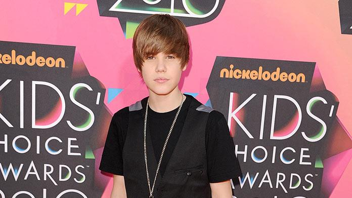 Bieber Justin Kids Choice Awards