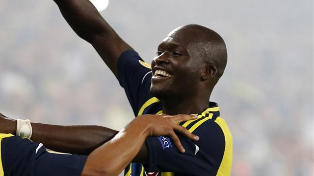 European Football - Fenerbahce defeat Trabzonspor 1-0 to win Turkish Cup